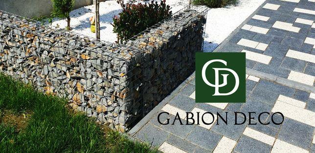 Gabion decorativ gard