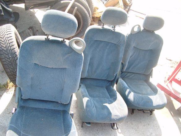 Задни Седалки за Рено Меган Сценик 97год. по 15 лв.за бройка