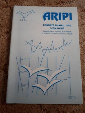 """Vand Revista """"ARIPI"""" Noua cu Poezii si Povesti!"""