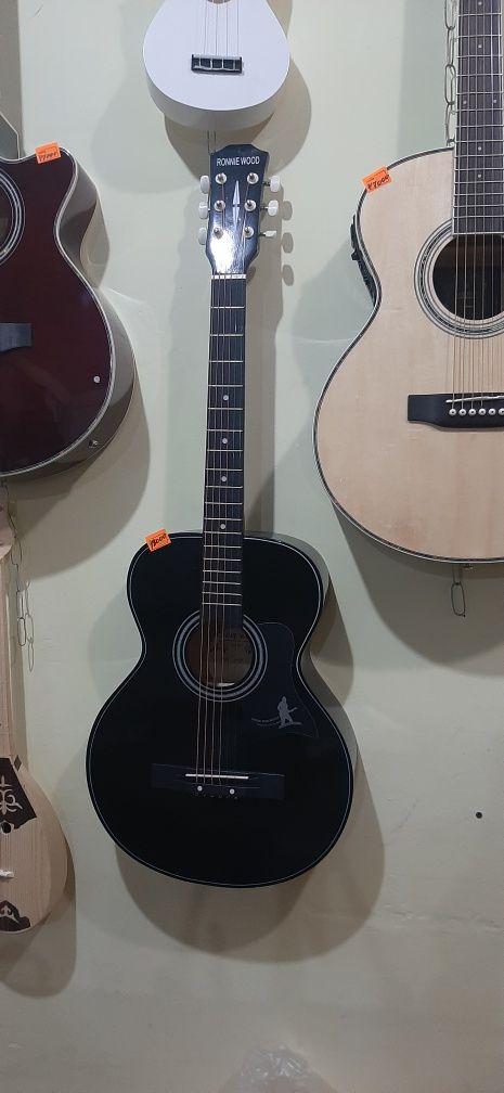 Гитара акустическая Ronnie wood