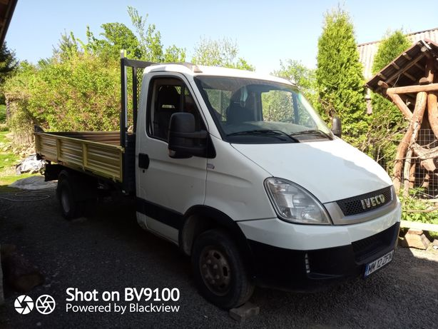 Iveco daily 35,15 2010,10