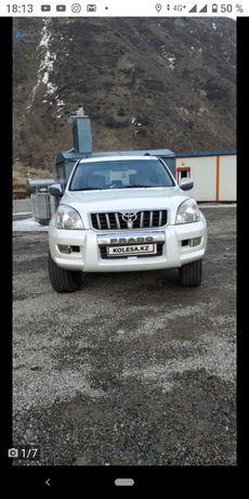 Prado - продам автомобиль