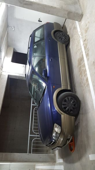 Субару легаси/Subaru Legasy с газов инжекцион по талон