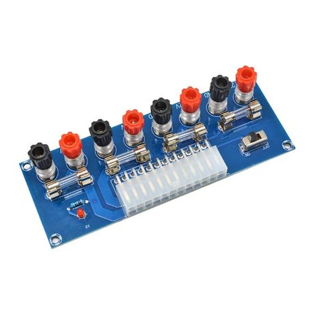 PLACA adaptor de alimentare SURSA PC desktop calculator ATX 5V 12V