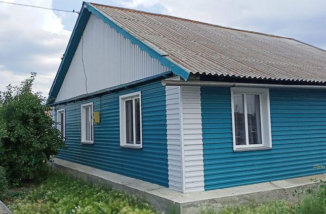 Продается шпальный дом.