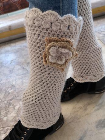 Топлинки, гети, дълги чорапи