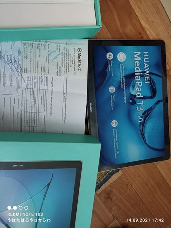 Продам планшет марки Huawei