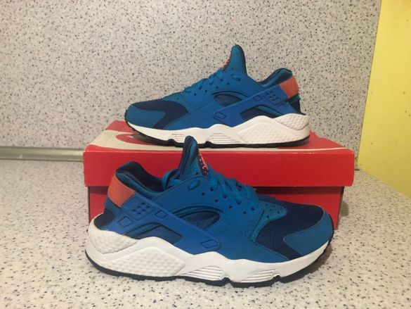 ОРИГИНАЛНИ *** Nike AIr Huarache Run / gym blue