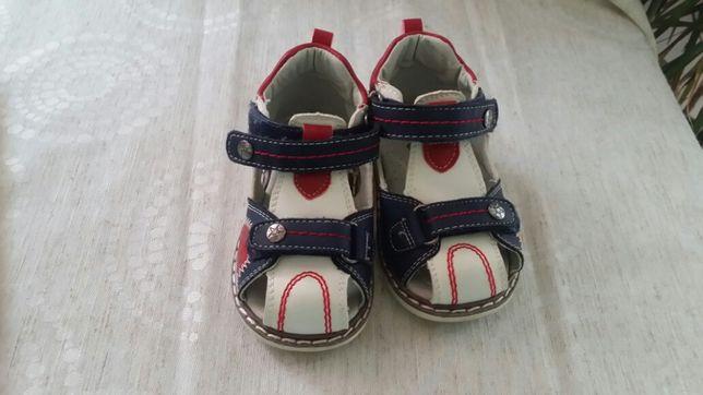 Sandale copiii măr 20