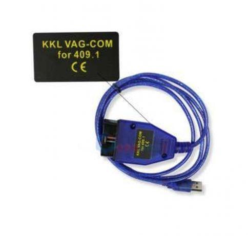 Vag com кабел 409.1 - кабел за vw(фолксваген)