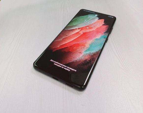 «Рассрочка 0 %» Samsung Galaxy S21 Ultra 256 «Ломбард Белый»