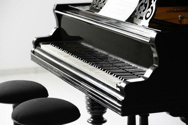 Профессиональные уроки по фортепиано