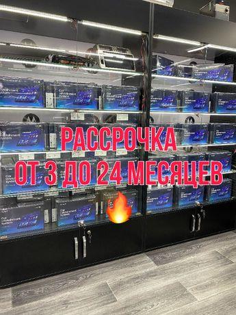 Автомагнитолы на Андроиде в Рассрочку/Алматы Tooyota/Hyundai/Kia/BMW