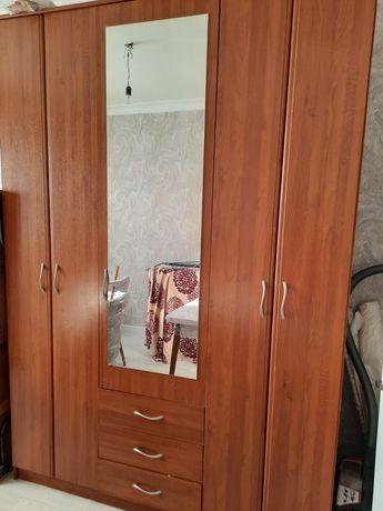 Шкаф, шифонер, коричневый