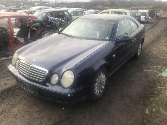 НА ЧАСТИ! Mercedes-Benz CLK 320i , V6 , 218кс. W208 , Мерцедес Бенц ЦЛ