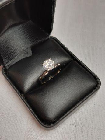 Inel logodna cu diamant de 1.18ct