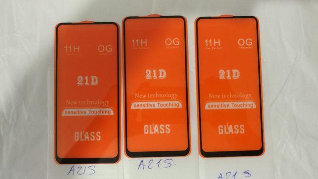 Sticla securizata ptr.Samsung A12 A42,A20S,A21S, A31,A41,A51,A71,A72