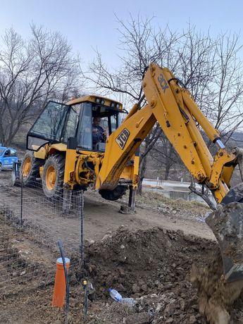 Inchiriez Buldoexcavator / excavator / miniexcavator