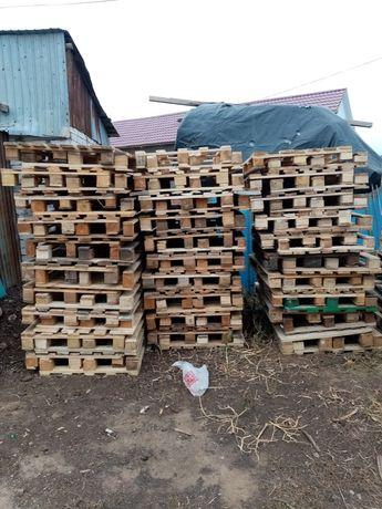 Продам поддоны деревянные. В хорошем состояний.