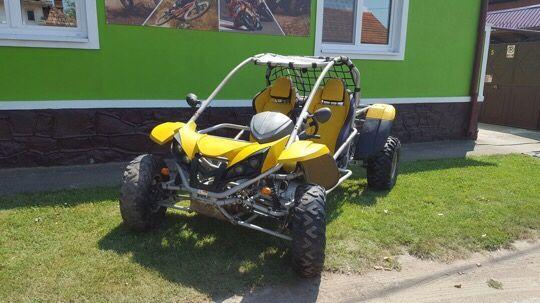 Dezmembrez Buggy Cf Moto Renli 500cc 2009