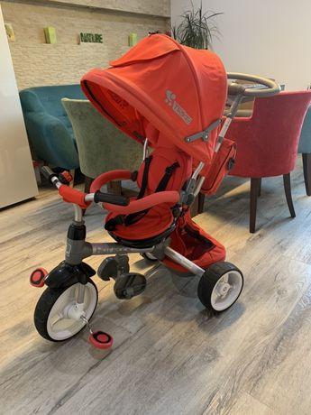 Tricicleta cu șezut reversibil HOT ROCK