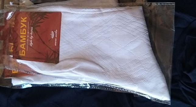Носки белые мужские