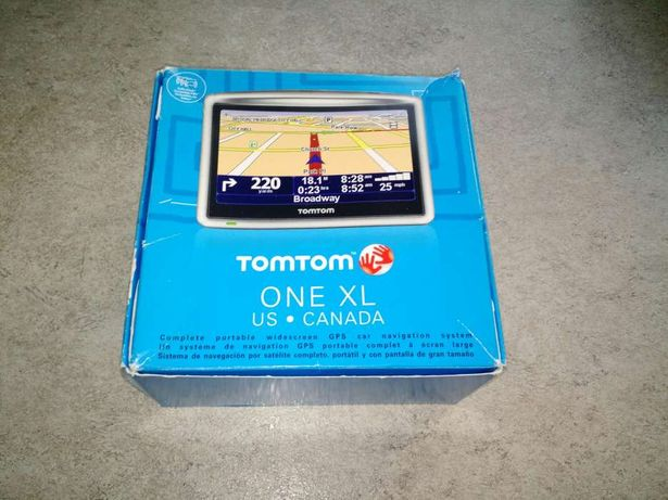 Sistem Gps Tomtom One Xl
