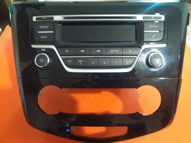 Radio CD PLAYER - Nissan Qashqai 2014-2017