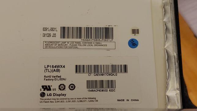 Display LP15WX4 TL AB; Display TX39D80VC1GAA