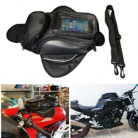 Магнитна чанта Магнитна чанта MONSTER за резервоар мотор мотоциклет мо