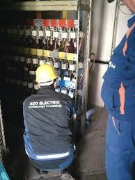 Executii bransamente electrice Enel