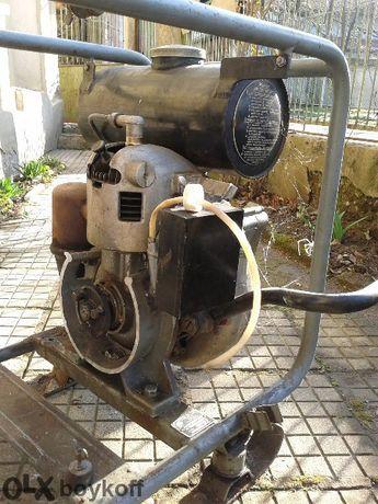Стационарен двигател