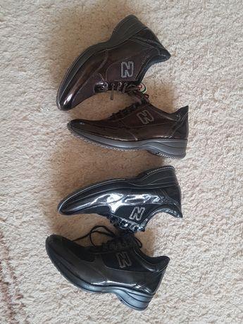 Pantofi piele Navigare marimea 40