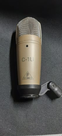 Microfon usb Behringer c1U
