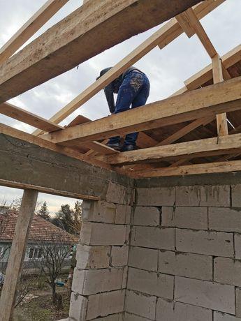 Construim mansarde si acoperisuri