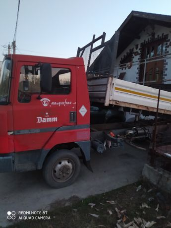 Vând NissanL35-08 basculabil pe 3 părți