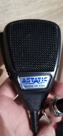 Microfon Astatic statie emisie radio cb si transceiver radioamatori