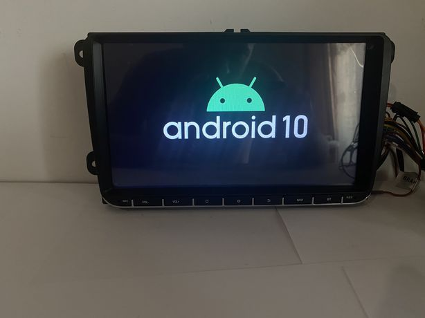 Navigație 9 Inch, VW Seat Skoda cu Android 10 ,4 GB ram GARANTIE