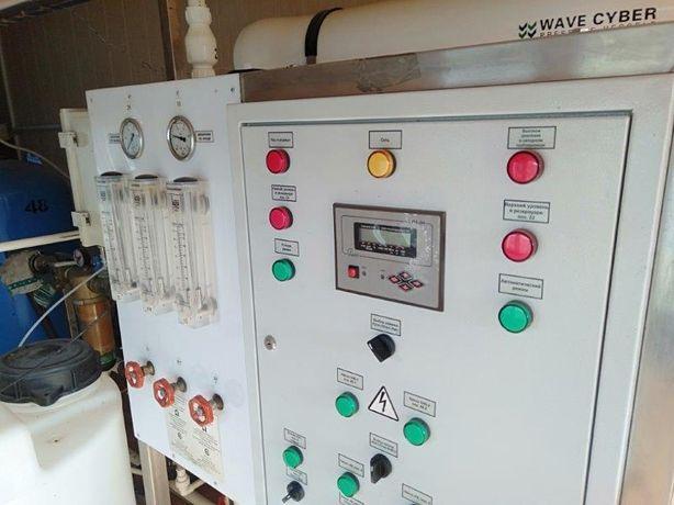 Установка для приготовления питьевой воды, ТАЗАСУ