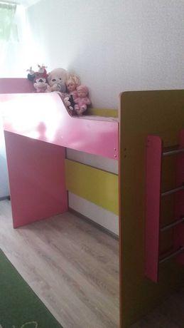 Продам детскую кровать-чердак