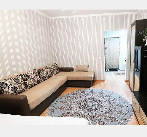 Однокомнатная квартира на левом берегу р-н Лазурный квартал