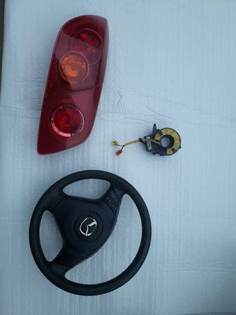 Volan, stop stanga Mazda 3