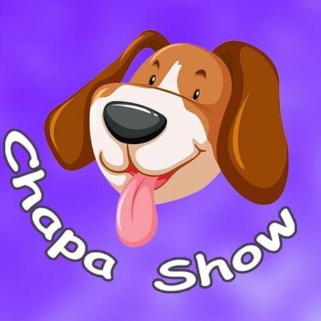 Аниматоры Chapa Show, устраиваем яркие, детские праздники!