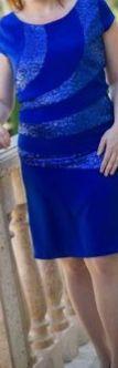 Vând rochie albastră elegantă