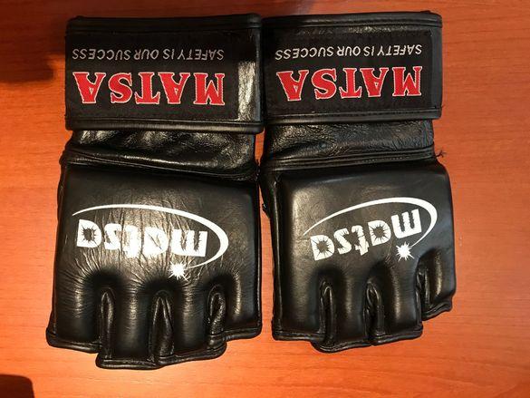 Кожени ръкавици Matsa