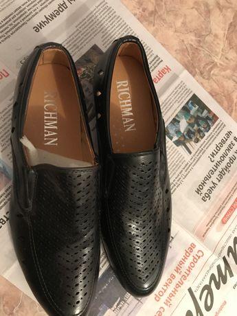 Новые мужские туфли продам
