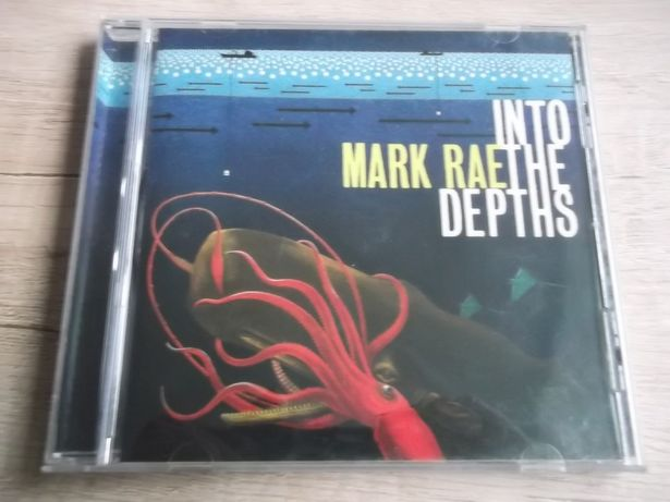CD Mark Rae- Into the Depths / Hip-hop, Rap