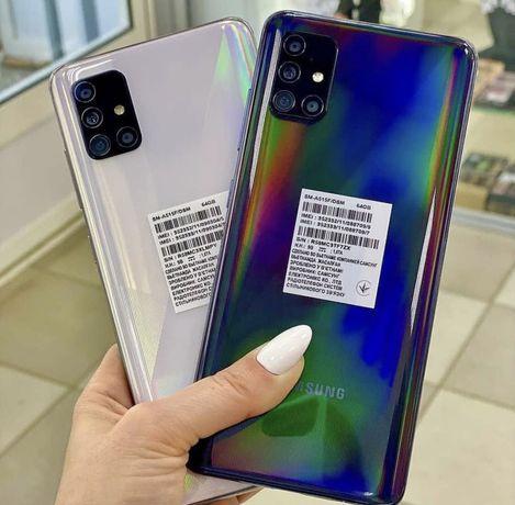 Samsung Galaxy A51 128 ГБ / ОЗУ 6 ГБ new