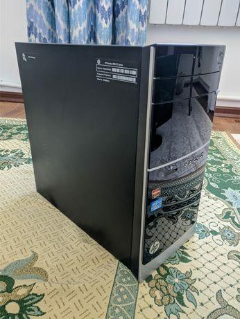 Системный блок, компьютер фирменный от Hp