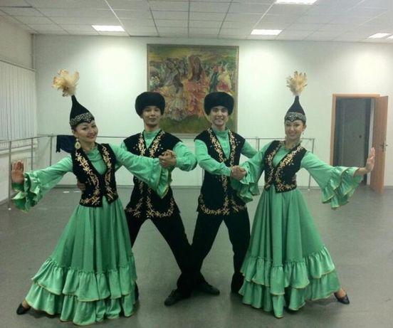 Танцевальный национальный костюм